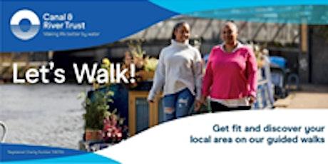 Let's Walk - Tottenham Canalside Wellbeing Walks tickets