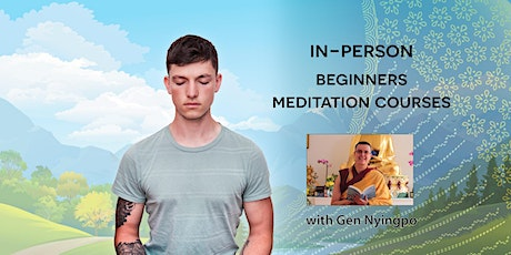 In-Person  Introduction to Buddhism tickets