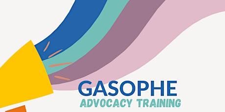 GASOPHE Advocacy Training: Part 2 tickets