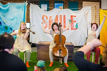 Smile: A Musical Adventure for Early Years Children tickets