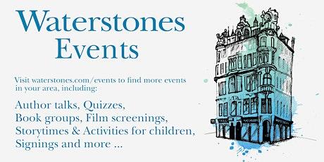 An Evening with Joe Abercrombie - Waterstones Swansea tickets