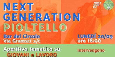 Next Generation Pioltello biglietti