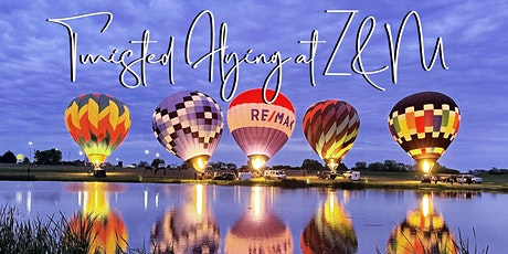 Twisted Flying - Hot Air Balloon Glow + Live Music tickets
