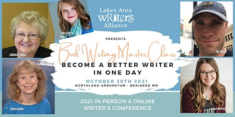 LAWA's 2021 Writer's Conference tickets