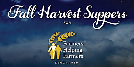 Fall Harvest Suppers: Farmers Helping Farmers at The Mill tickets