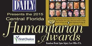 Central Florida Humanitarian Awards