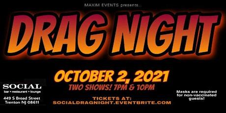 DRAG NIGHT at Trenton Social! tickets