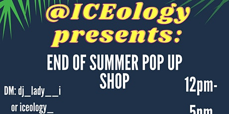 End of Summer Popup Shop tickets