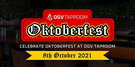 Oktoberfest at OGV Taproom tickets