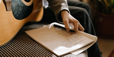 StoryTown Corsham: Lyric-Writing: Creative Inspiration & Practice tickets