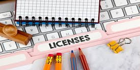 Join us to answer your license and permit questions tickets