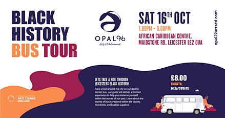 Black History Bus Tour tickets