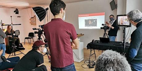 Ateliers de formation par Le Repaire sur Caméras Canon billets