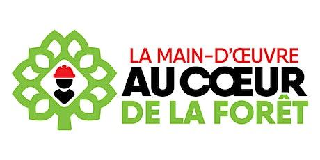 Colloque 2021 de ForêtCompétences billets