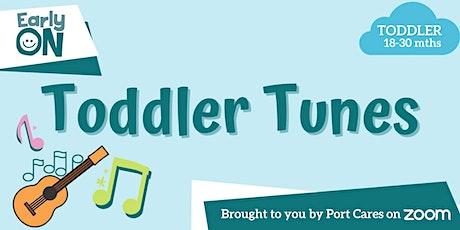 Toddler Tunes tickets