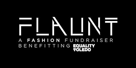 Flaunt a Fashion Fundraiser tickets