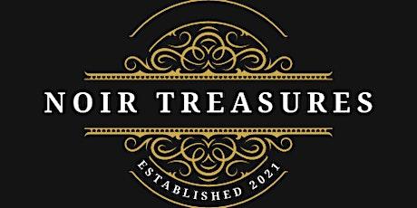 Noir Treasures Sip & Shop tickets