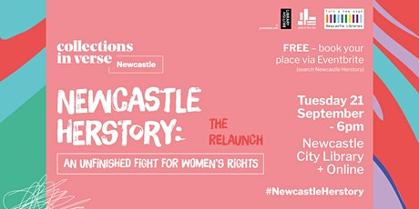 Newcastle Herstory: an unfinished fight for women's rights tickets