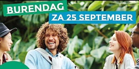 Burendag ontbijt- locatie De Lindenberg tickets