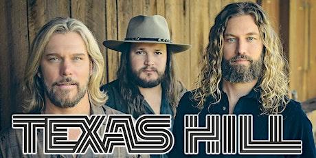 Texas Hill - Casey James, Craig Wayne Boyd & Adam Wakefield tickets