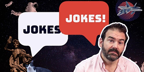 Jokes! Jokes! - The Streaming Joke-Writing Game Show tickets