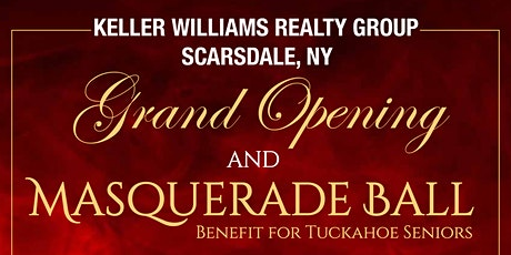Keller Williams Realty Group Grand Opening & Masquerade Ball Benefit tickets