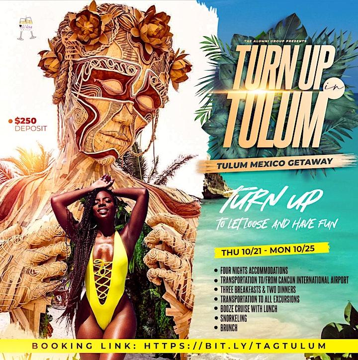 Turn Up In Tulum image