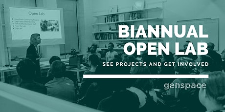 Biannual Open Lab tickets