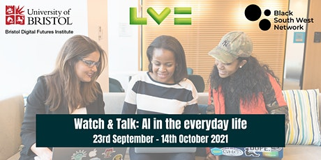 Watch & Talk: AI in the everyday life tickets