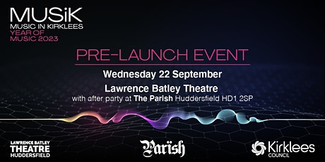 Year of Music 2023 - Launch Event tickets