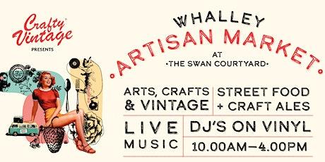 Whalley Artisan Market tickets