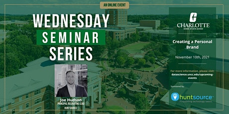 SDS Wednesday Seminar: Creating a Personal Brand tickets