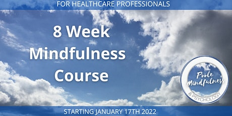 8 Week Mindfulness Course For Healthcare Professionals tickets