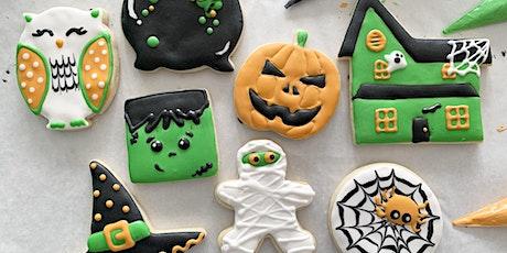 Halloween Cookie Decorating Workshop! tickets