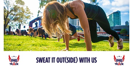Sweat it Out(Side) with F45 Training Brookfield tickets