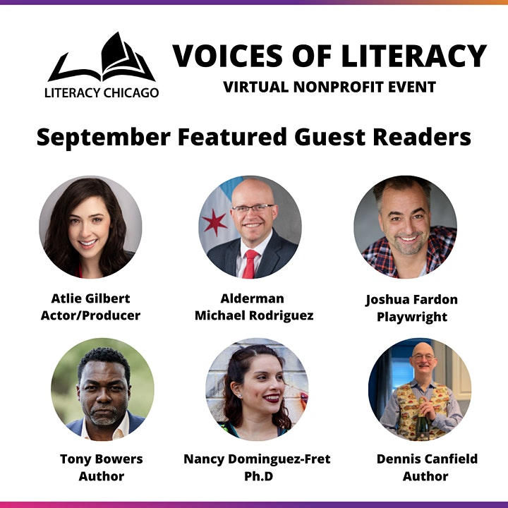 Voices of Literacy image