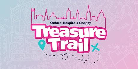Oxford Hospitals Charity Treasure Trail tickets