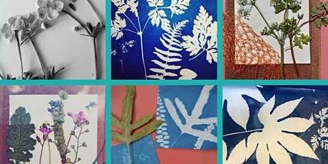 Create your own cyanotype prints (workshop) tickets