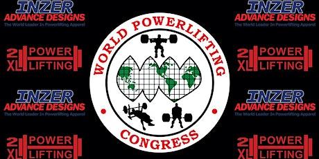AWPC Worlds / WPC CanAm - SUN - 10/3 - Spectators / Coaches tickets