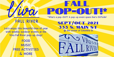 Fall River Pop-Out tickets