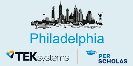 Per Scholas Philadelphia EUDS Graduation, October 1, 2021 tickets