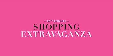 2021 Shopping Extravaganza tickets