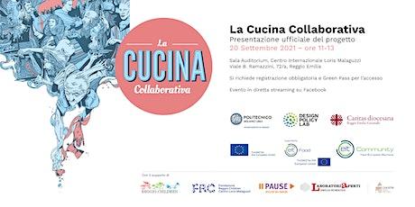 La Cucina Collaborativa  - Presentazione ufficiale del progetto biglietti