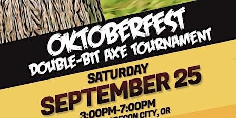 Octoberfest Double Bit Tournament tickets