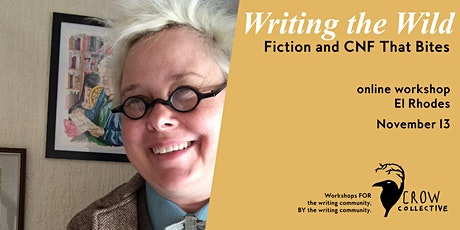Writing the Wild: Fiction and CNF That Bites tickets
