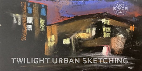 Twilight Urban Sketching tickets