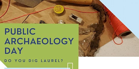 Public Archaeology Day tickets