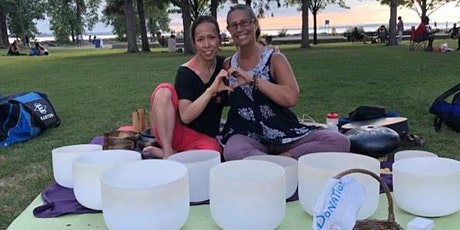 Sound Healing Yoga at the Beach tickets