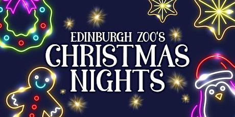 Edinburgh Zoo's Christmas Nights - 19th November tickets