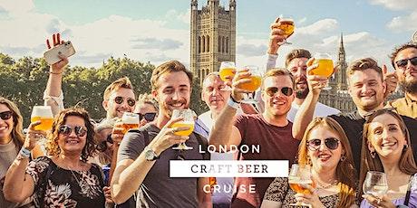 London Craft Beer Cruise: Oktoberfest tickets